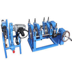 HDPE Pipe Butt Fusion Jointing Machine