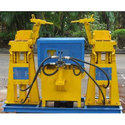 Semi Automatic TARA MechRam V-650 Fly Ash Brick And Block Making Machine