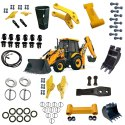 JCB Bucket Parts 3CD 3DX Backhoe Loader