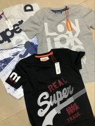 Mens Branded Casual Wear T Shirts