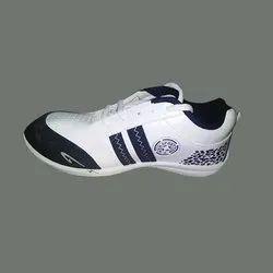 White Jogging Shoes