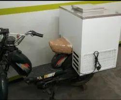 70 Ltr Push Cart Freezer