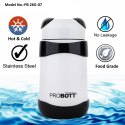 Probott Stainless Steel Double Wall Vacuum Flask Panda Junior Water Bottle 260ml  PB 260-07