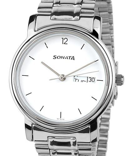 Square Casual Watches Sonata Wrist Watch