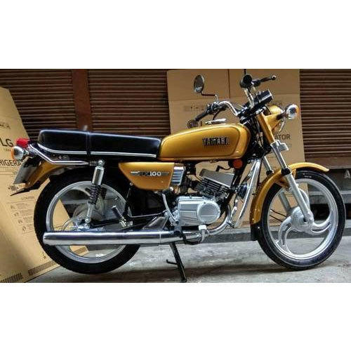 yamaha rx100 modification vintaged services in karol bagh new delhi