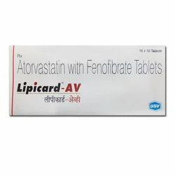 Lipicard AV Tablets
