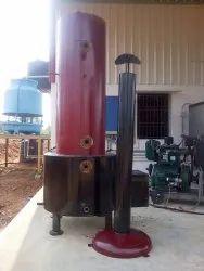 Mild Steel Cooking Boiler