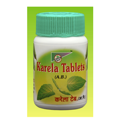 Karela Tablets, Packaging Size: 80 Tablets