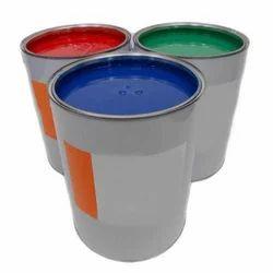 Green High Gloss Enamel Paints, Packaging Type: Tin