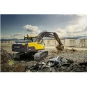 Volvo Medium Crawler Excavators, Model: Ec210d