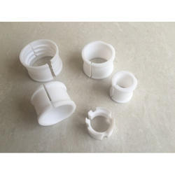 Poly Fluoro Ltd. Multicolor PTFE Machined Components, Size: 10mm To 650mm