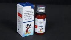 PCM, Phenylephrine & CPM Suspension