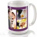 Sublimation Ceramic Mug 16 Oz Blank Printable
