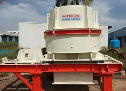 M Sand Making Machine