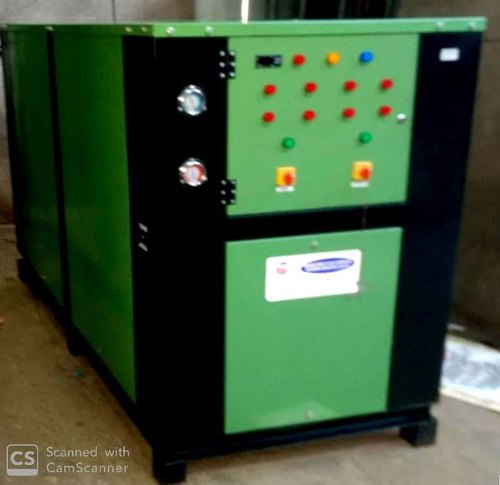 10tr three phase Water Cooled Chiller, Model Number/Name: Vtc-10, Capacity: 10 Ton