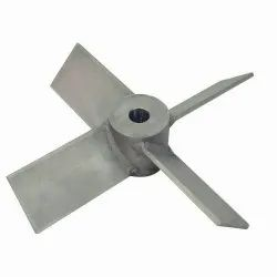 SS Agitator Impeller