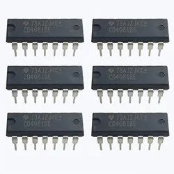 CD4081BE Integrated Circuits