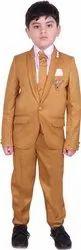 2-16 Year Multicolor Boys Coat Suit