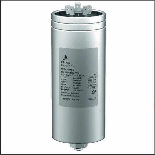 Epcos 10 Kvar Phicap Power Capacitor New Items Ganpati Sanatry Store Hanumangarh Id 18806560833