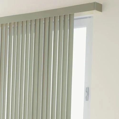 PVC Window Vertical Blind