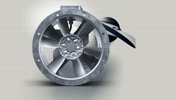 Industrial Kitchen Exhaust Fan