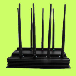 Mobile Jammer - 16W - GPS Bluetooth  3G,4G