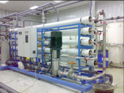 Stainless Steel Industrial RO Plant, 00 To 10000 LPH