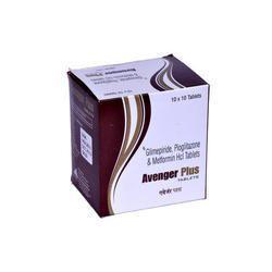 Glimepiride Pioglitazone Metformin Tablets