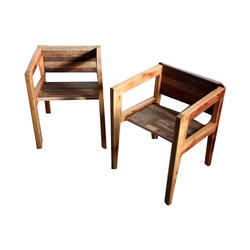 Brown Wooden Chair for Home