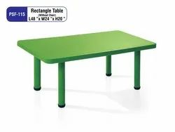 Rectangular Table (Without Chair)