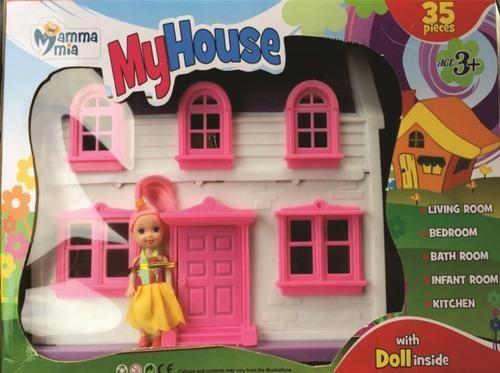 a2ebe6a21fe Mamma Miya Girls My Doll House