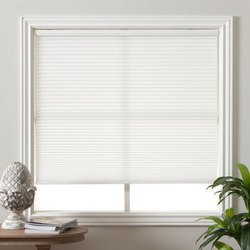White Window PVC Blind