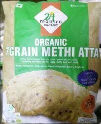 Organic Methi Atta