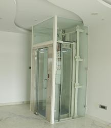Residential Home Lift Without Machine