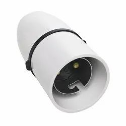 Cable Ceramic Electric Bulb Holder, Base Type: B22