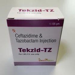 Ceftazidime & Tazobactum Injection
