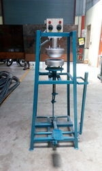 Manual Areca Plate Making Machine