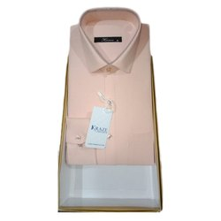 Cotton Men Kraze Plain Formal Shirt, Machine wash