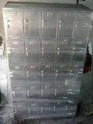 Stainless Steel Apron Lockers