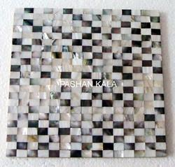 Mother of Pearl Tiles for Wall Decoration