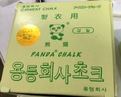 Panda Steam Varnishing Chalk