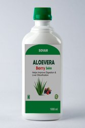 Sovam Aloevera with Berry Juice