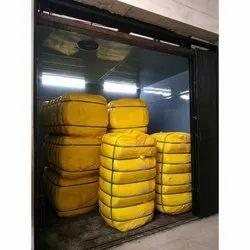 Mild Steel Industrial Goods Cum Passenger Elevator