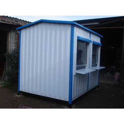 Security Cabin for Commercial Industries