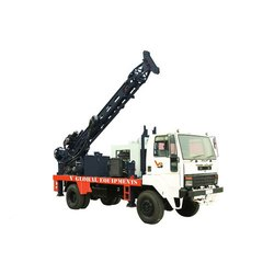 V Global Equipment's DTH 150 Water Drill Rig, for Water Well