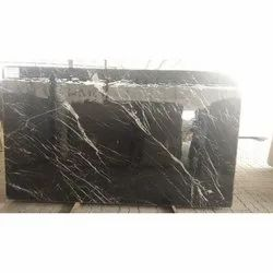 Black Galaxy Granite Slab In Hyderabad Telangana Black