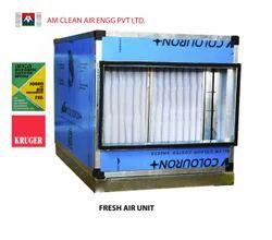 Fresh Air Unit Manufacturer from Chennai