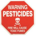 Pesticide Printed Labels