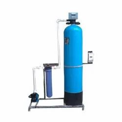 Fully Automatic Water Softening Plant