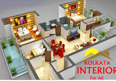 Flat Interior Decoration Service in Kolkata Kolkata Kolkata
